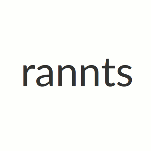 rannts #15