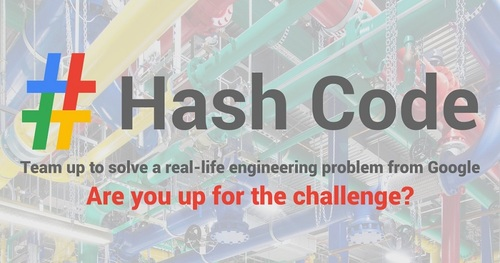 HashCode 2018 by Google
