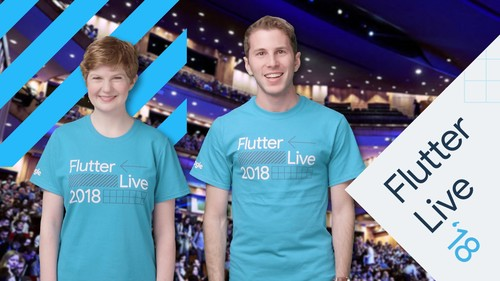 Flutter Live Viewing Party