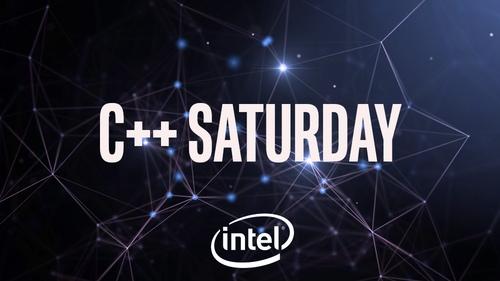 Intel C++ Saturday