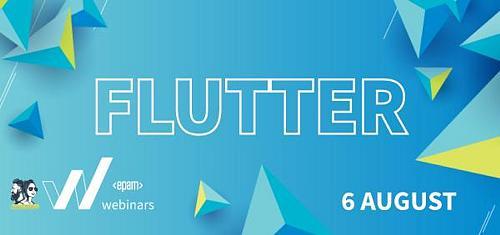Webinar: Flutter. Evolution of State Management