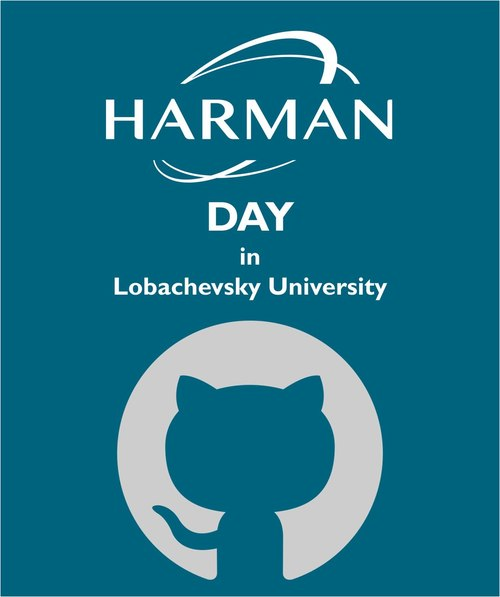 HARMAN DAY in Lobachevsky 12/04/16