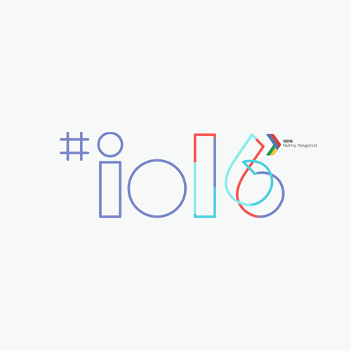 Google IO Extended 2016 NN