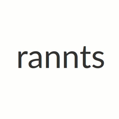 rannts #12